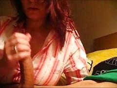 Real Cuckold Video: Stell Dir vor: Du bist in meinem Mund