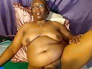 Black Granny on Skype