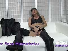 Biker Babe Masturbates TRAILER