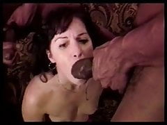 Mr. 18 Inch and a MILF. DP and anal. Classic.