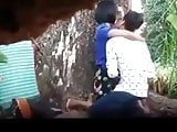 969 Myanmar Buddhist Couple Doggy Style in Public