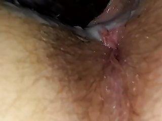 Bbw Milf Mature video: Girlfriend Renee phat creamy noisy pussy