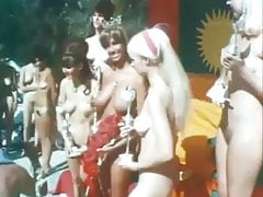 Miss Universo Nudist 1967 Vintage