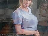 Alexis Fawx makes Natalia Starr Cum from Thai Massage!
