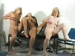 Vintage holländische Dänisch Casting Mädchen Mix