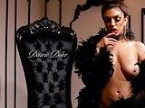 Darcie Dolce masturbates for Black Label Magazine