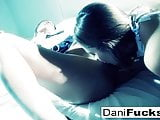 Dani Daniels fucks her hot busty friend Kendra Lust