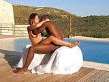 Ebony Lovers Trying Something New