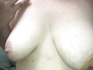 of mum suk shemale by of boobs pic