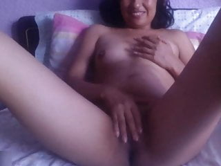 .Bossgirls Skype: Intense orgasm with sexy moaning.