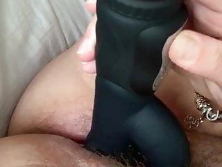 Wife fucking herself