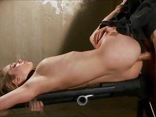 Bdsm Bondage Slave video: anal training slave