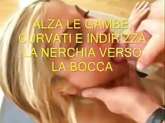 Sissy jak trener włoskiego remiksu 2
