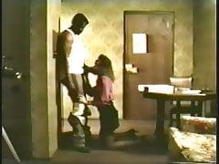 Hotwife services black bull à la chambre d'hôtel