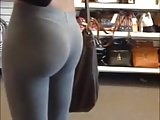 wonderful body of gray workout pants