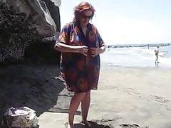 plaża babci