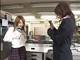 Asian Schoolgirl Photo Session With Teacher Turns Hot