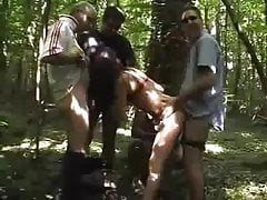 party in the woods