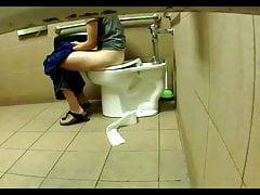 Sexy Toilettenmädchen 21
