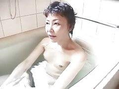 great asian granny