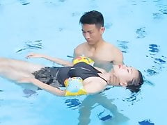 .how To Rubdown In Water By Floating Body