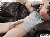 Hot stepsis Abi Grace gets drilled