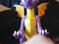 Spyro Cum Tribute