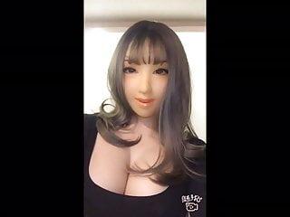 Japanese Big Tits Kigurumi video: kigurumi