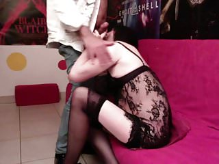 Guy Fucks Shemale Shemale Hd Videos Ladyboy Shemale video: Johanne  shemale Crossdresser Fucked by Older Master