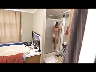 Voyeur Showers Wife video: Seducing My 2 Hot Moms Part 1