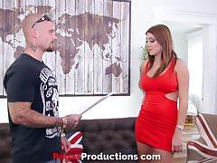 Pegas Productions - Alysson Sterling Trompe avec Ex-Detenu