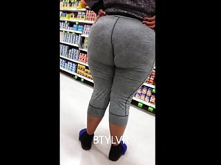 Juicy Bubble Donk At Grocery Store