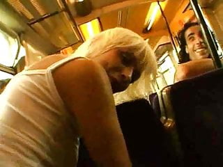 Public sex in a british train