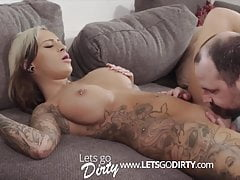 LETSGODIRTY - Slut tatuata