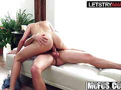 Ryan Riesling – Hot Chick Plays – Lets Try Anal-Homemade Amateur Video