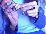 Clawing nails