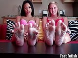We will wiggle our teen toes for you