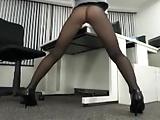 pantyhose hump