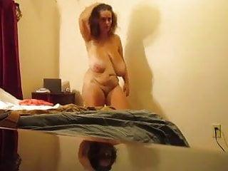 Nice Mom with big saggy flabby tits