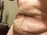 Artemus - Big Man Boobs Strokes And Cums