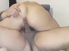 Wife fucked hard hot pussy!