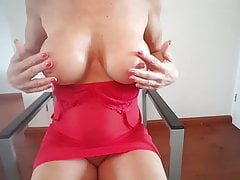 DUtch mom milf lisa si masturba 6