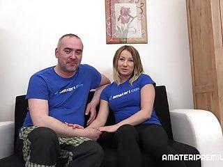 Amateur Czech Orgasms video: Ariel Wuze