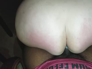 Interracial Bbw Riding video: Riding Away