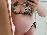 Pregnant Latina