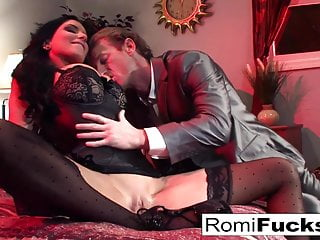 Brunette Big Tits Hd Videos video: Businessman watches Vampire movie then bangs an Escort