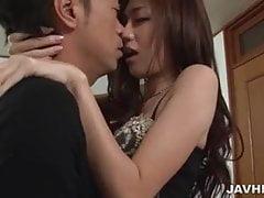 Momenti porno cattivi con Kaori Maeda