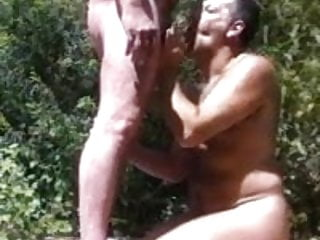 Sucking in the forest