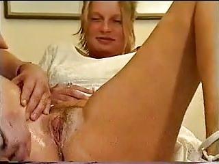 Amateur Threesomes Sex Toys video: Danish privat sexmovie 6