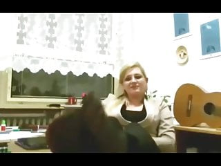 Mature Pantyhose Nylon video: Teacher Pantyhose